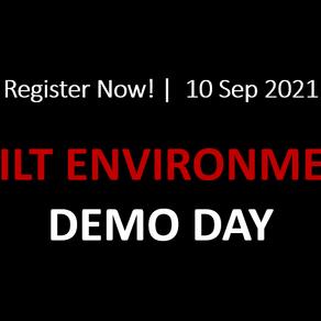 Built Environment (BE) Demo Day 2021 - Meet the 9 Start-Ups!
