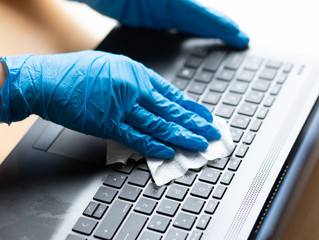 Computer Cleaning Insurance