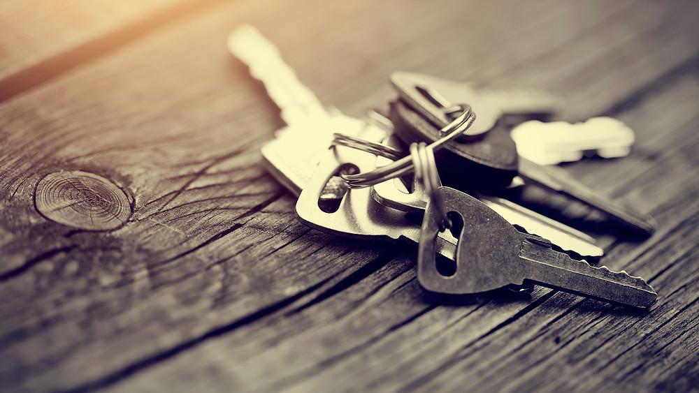 loss of customers keys