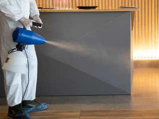 Fogging Cleaning Insurance