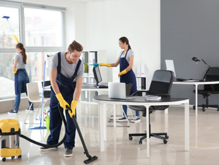 Office Cleaning Insurance