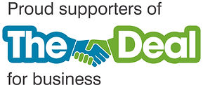 Proud supporters of The Deal for Busines