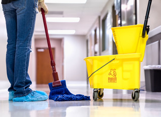 Specialist Cleaning Work