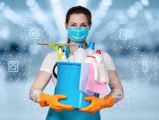Specialist Insurance for Domestic Cleaners