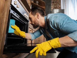 Oven Cleaning Insurance