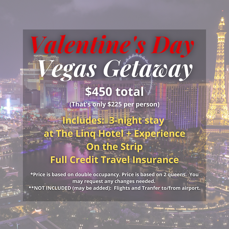 Just Booked! 6 couples Valentine's Weeke