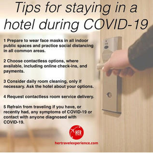 #TravelTipTuesday Safe Hotel Stays