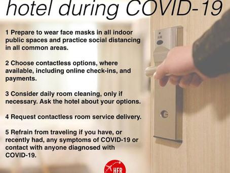 #TravelTipTuesday Safe Hotel Stays