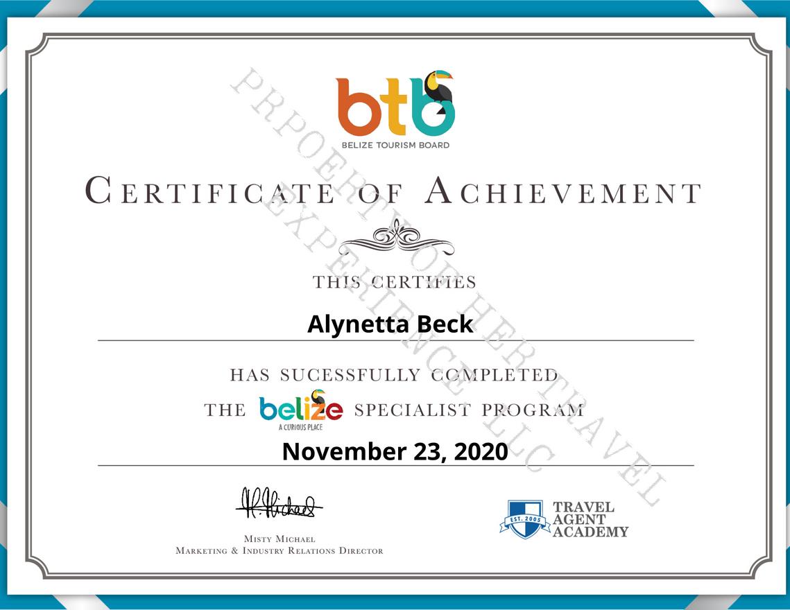 Belize Specialist certificate(1).png