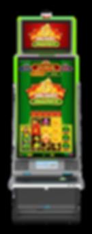 8 Coin Jackpots-Dragon - Helix XT Cabine