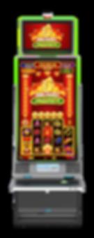 8 Coin Jackpots-Phoenix - Helix XT Cabin