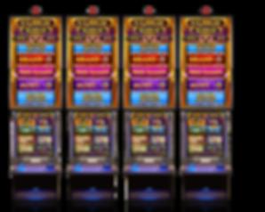 Wonder 4 Spinning Fortunes Tower Cabinet