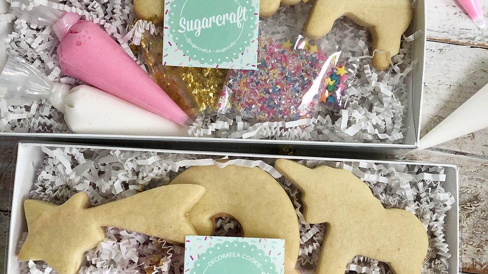 Virtual Party Favor Kit (3 Cookies)