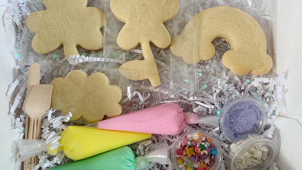 Spring Fling Kit (4 Cookies)