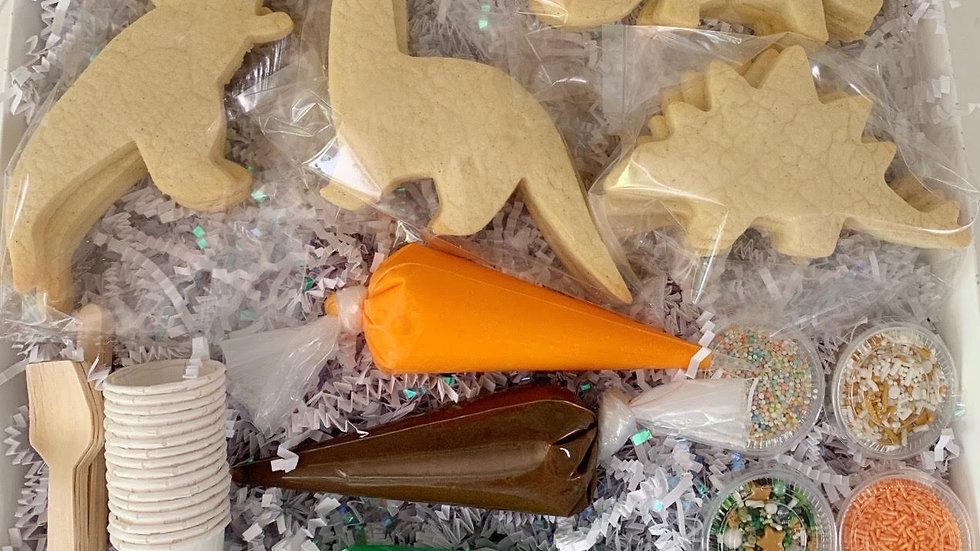 Dino-mite Kit (12 Cookies)