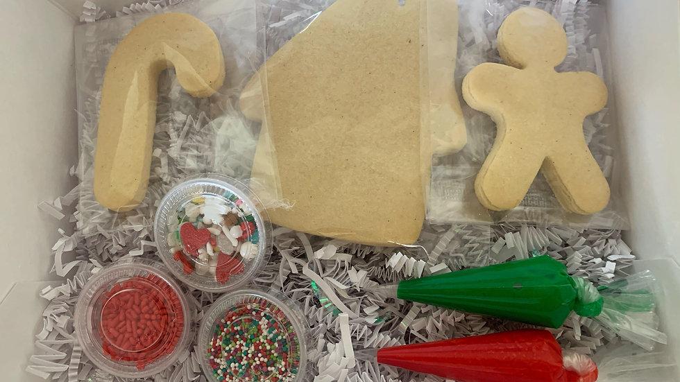 Cookie House Mini Kit (3 Cookies)