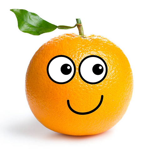 Happy Orange Photography