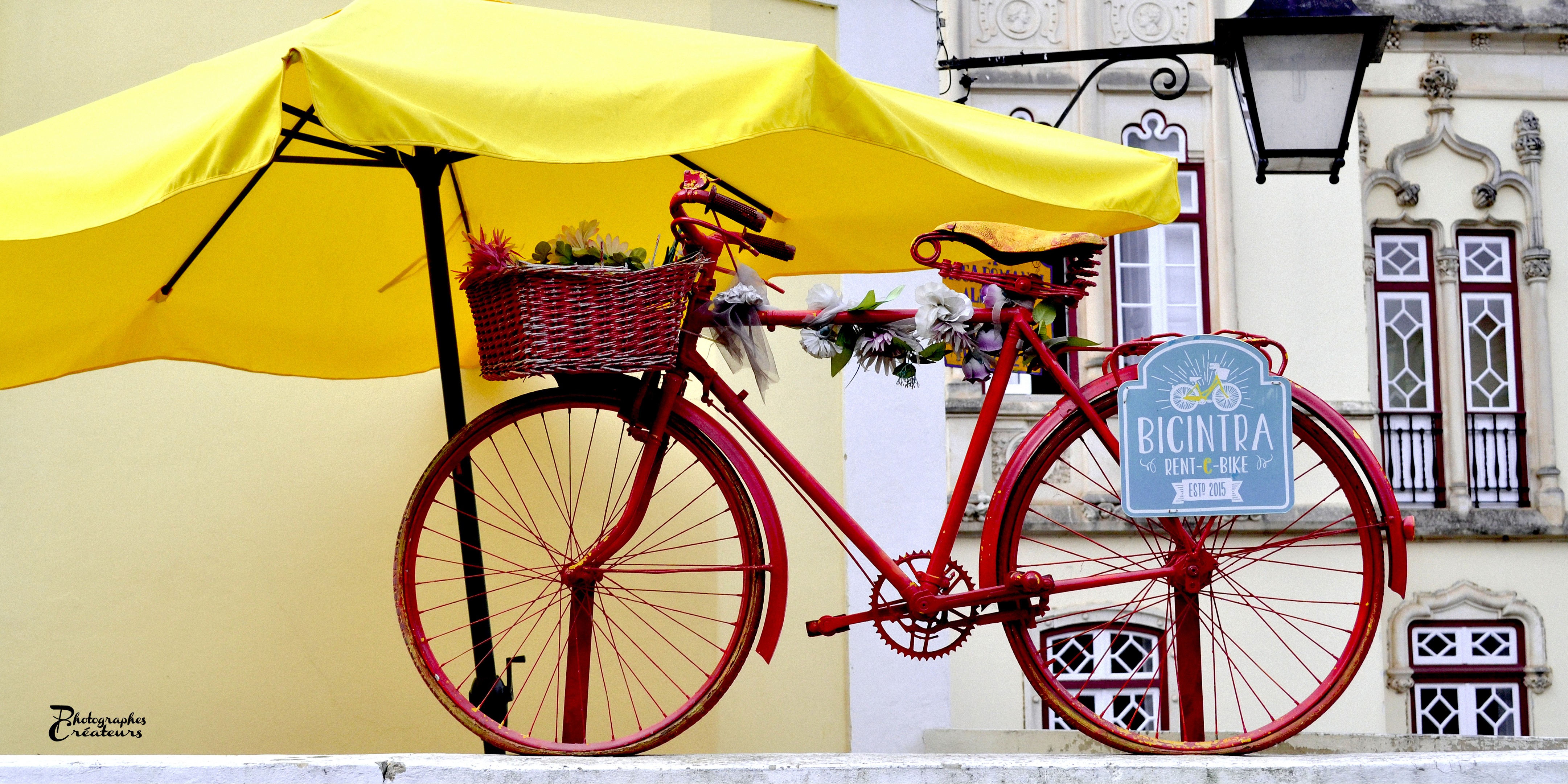 Vélo à Sintra
