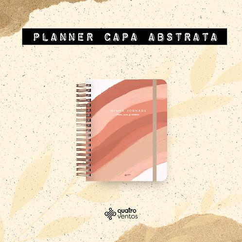 Planner Minha Jornada Abstrata