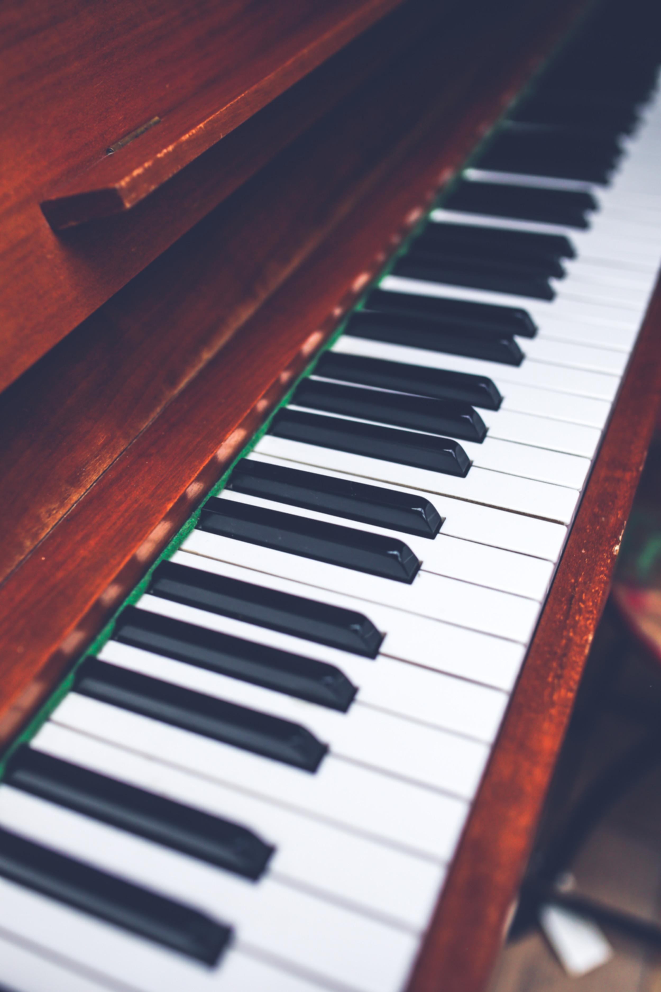 ピアノの修復