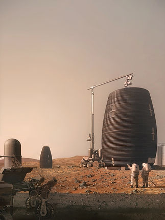 AI-SpaceFactory-Mars-Habitat-Exterior-Co