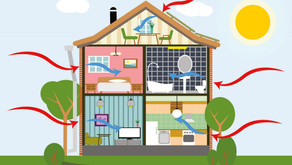 8 Ways to Improve your Home's Energy Efficiency