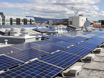 Solar Power for Business Owners