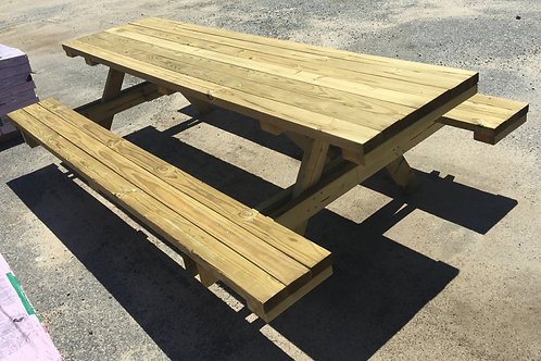 6FT - Picnic Tables
