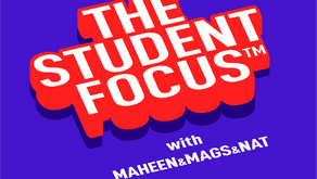 The Student Focus podcast - Update