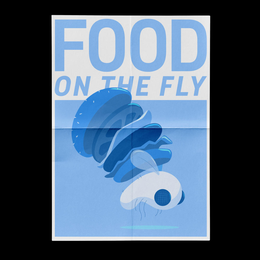 Food on the Fly 3.0