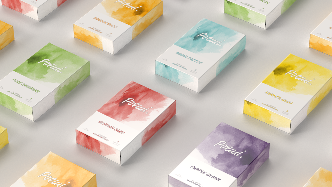 Scent packaging