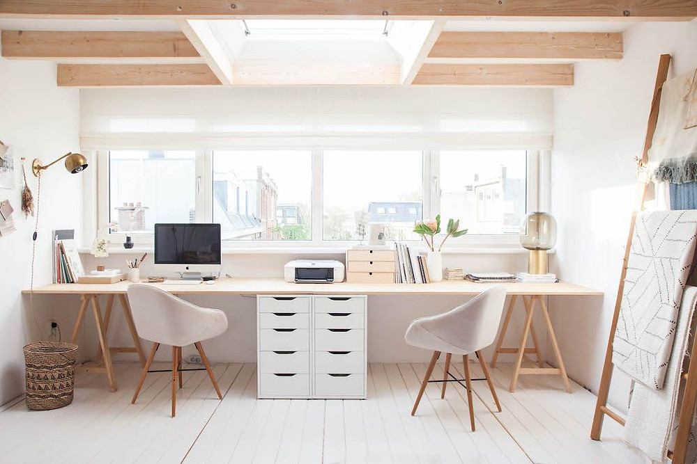 Home Decorating Trends 2020   Ikea home office, Home office decor ...