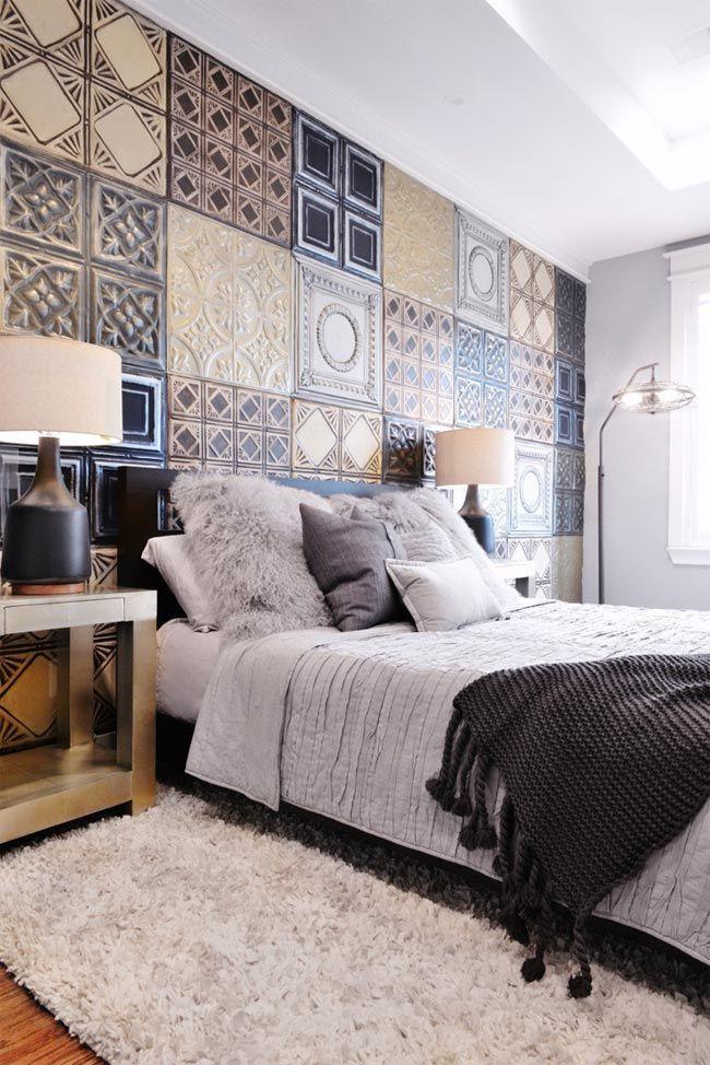 Ideas para decorar con cerámica-Decoración con azulejos cerámicos en el  interior y el exterior