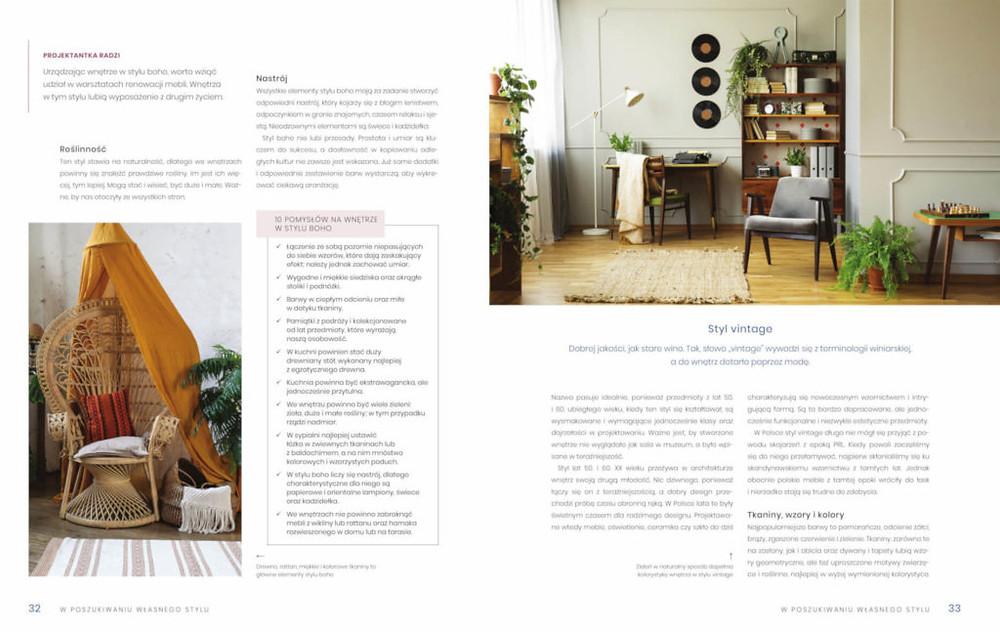 Biendesign Pracownia Wnętrz książka o aranżacji wnętrz