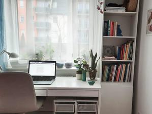 Domowe biuro w 5 krokach