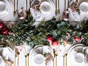 Ubierz swój świąteczny stół w śródziemnomorskie klimaty