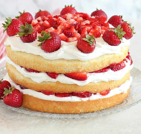 Strawberry Layer Cake.JPG