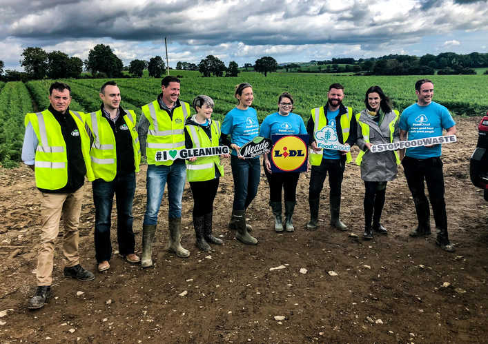 Gleaning with Lidl and FoodCloud 2018.jp