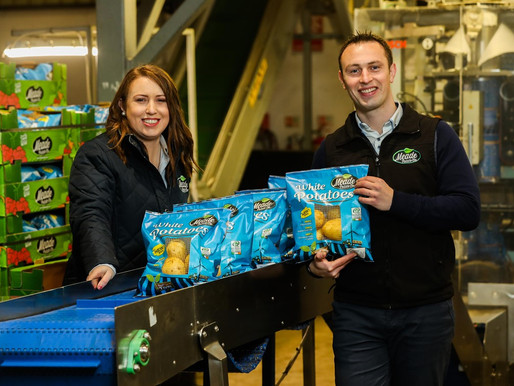 Meade Potato Company Switches Plastic for Innovative 100% Compostable Bag