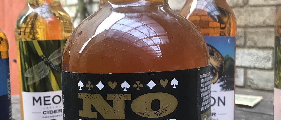 Cotswold Cider 'No Brainer' 1 litre flagon  6%