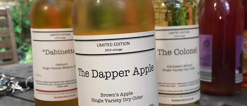 Bushel + Peck  The Dapper Apple     5.8  %