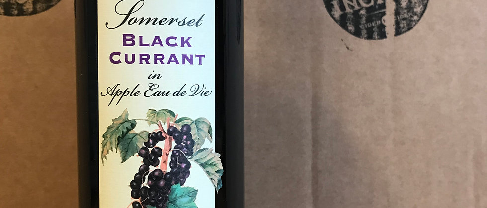 Somerset Black Currant Liqueur