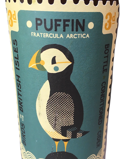 Perry's Puffin - keg