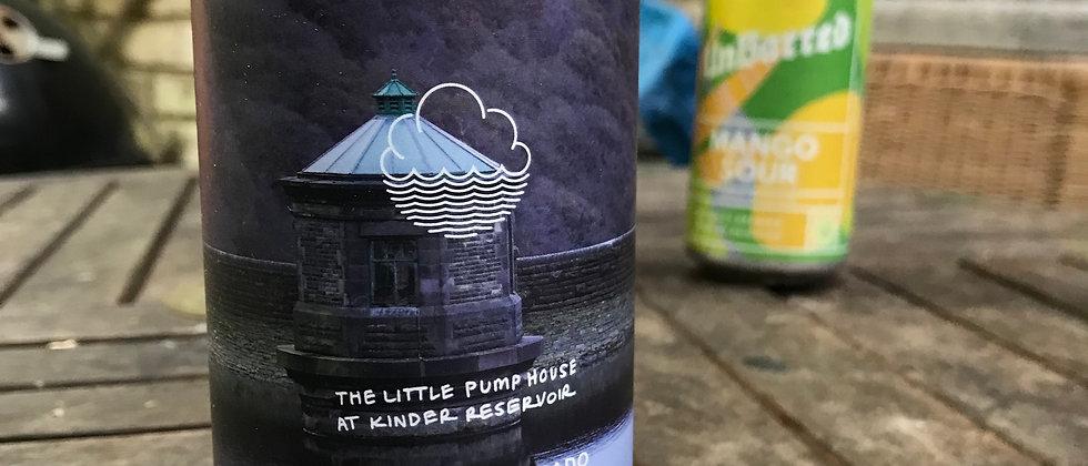 Cloudwater - The pump house at kinder reservoir - Pale Ale 5%