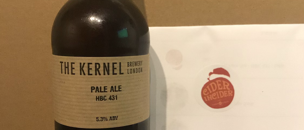 The Kernel Pale Ale - HBC 431     -  5.4%