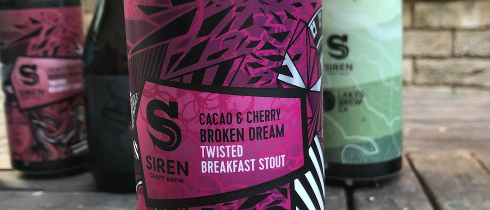 Siren Broken Dream (cacao and cherry) 7.4%