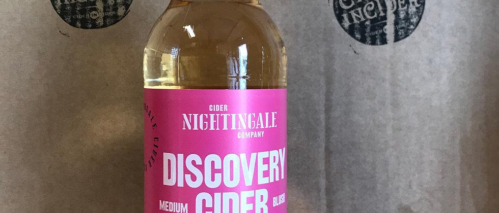 Nightingale's Discovery Cider 500ml x 12   6%