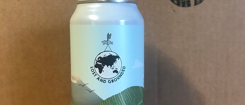 Lost and Grounded  Keller Pils 4.8%