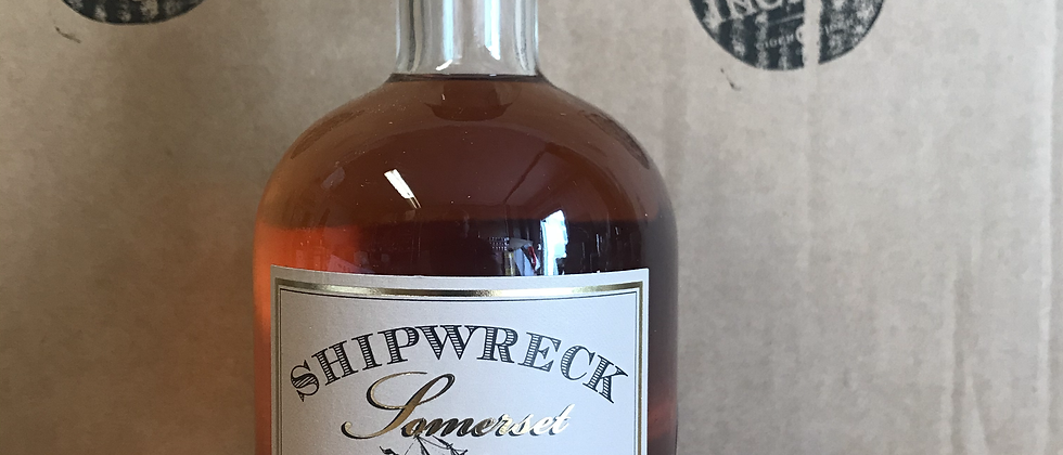 Shipwreck 8 Year Old Cider Brandy 43% - 50cl