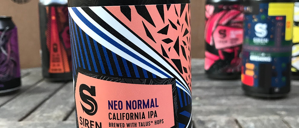 Siren Neo Normal  Cali IPA